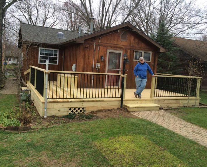 Decks Scott Steepleton Construction