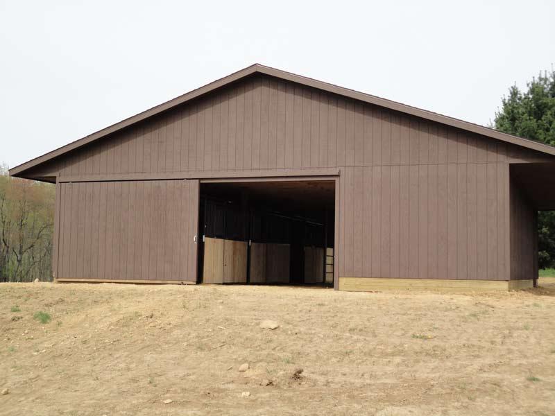 Pole Barns | Scott Steepleton Construction