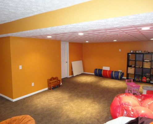 full-basement-remodel